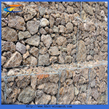 High Quality Hot Dipped Galvanized Gabion Basket for Flood Control