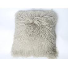 Curly Lamb Fur Pillow