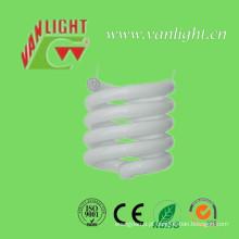 Tri-Color T2 T3 T4 energia salvando o tubo de luz
