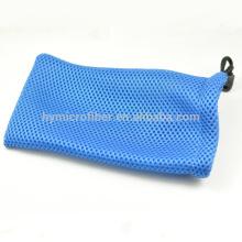 Gafas de lazo suaves portátiles de alta calidad bolsa de malla