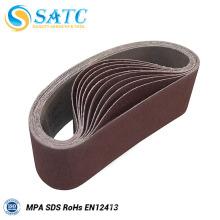10 PCS Wholesale Flat Belt Abrasive Belt Tape Sanding Belts For Wood