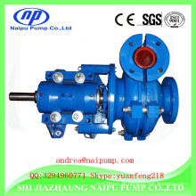 Heiße Saling-Kupferkonzentrat-horizontale zentrifugale 8 / 6r-Ahr Schlamm-Pumpe