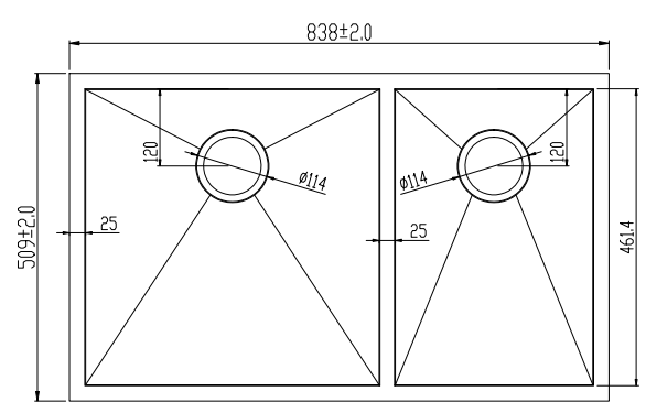 33''20''10'' Line Drawing