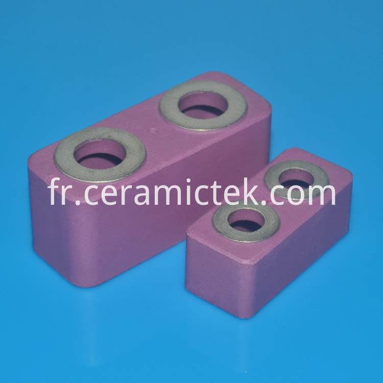 2 pin metallized ceramic insulator (2)