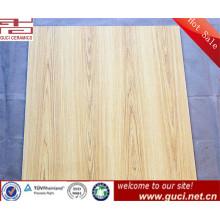 Alibaba venta superior proveedor de azulejos de China y tienen hign quilty y suelo de textura de madera diseños de suelo de porcelana 60X60