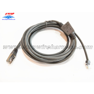 Kabel data ethernet RJ45 disesuaikan
