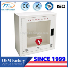 For AED Hsinda-Cabinet manufacture high quality defibrillator cabinet with alarm