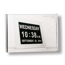 New Design Custom Printed Clock Packing Box