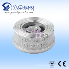 Wafer Stainless Steel Check Valve Manufacturer