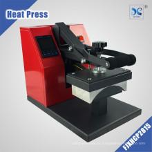 Alibaba topo Venda Clamshell Máquina de pressão de tampa de calor manual