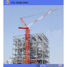 China Building Construction Luffing Crane Tower
