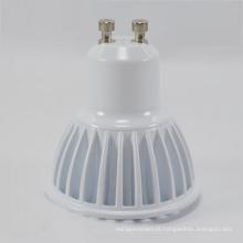 Lâmpada da ESPIGA GU10 / MR16 / E27 / Gu5.3 / E11 do diodo emissor de luz 3W / 5W com tampa de vidro
