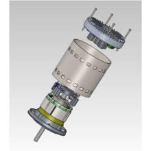 NEMA48 Series Permanent Magnet Synchronous Motor