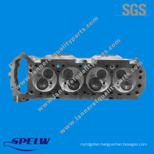 Complete Cylinder Head for Nissan D21