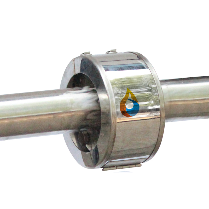 stainless steel flange guard