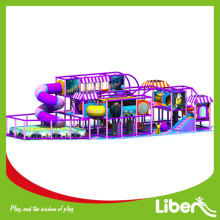 Preschool students indoor amusement playground