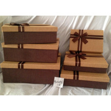 Hot sale clothing present box sets for packing