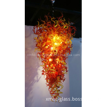 Glass Room Stair Chandelier Lamp