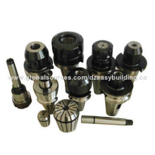 CNC Tool Holders, Made of High Alloy Steel