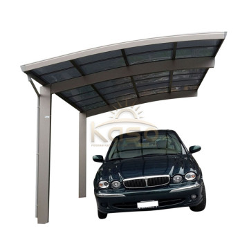 Refugio de policarbonato Shed Screen Carport Shade