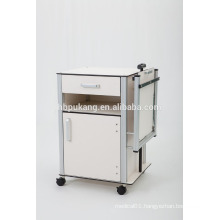 phenolic bedside cabinet for hospital