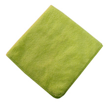 Microfiber 35/35cm Best Cleaning Warp Knitted Towel