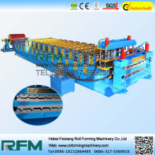 Mesin Roll Forming Double Layer
