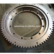 GB42CrMo komatsu rubber crawler slewing bearing