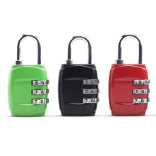 Mini Travel Three Code Combination padlock