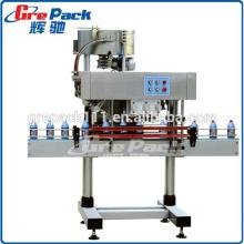 plastic container cap sealing machine