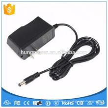 Fuente de alimentación 13.6v adaptador de pared 1A fuente de alimentación adaptador de luz LED