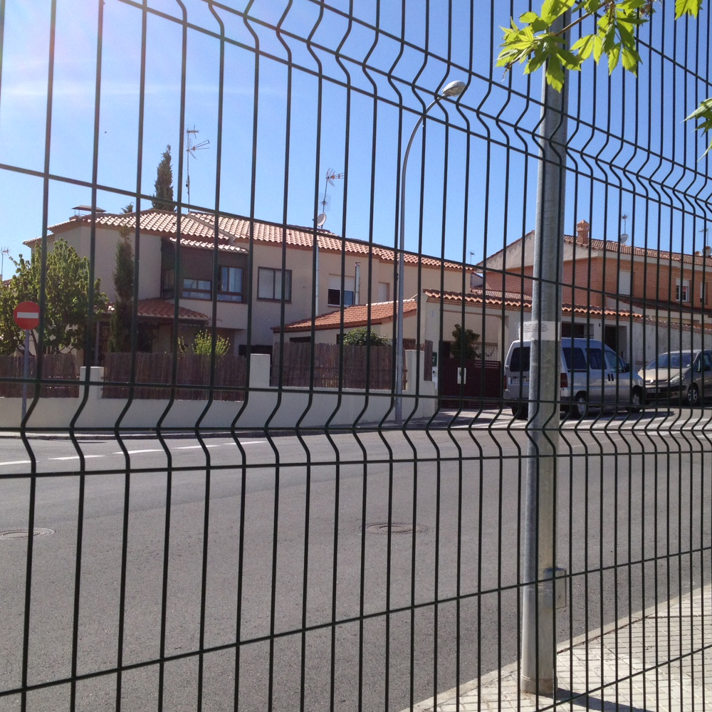 Commercial Welded Fence