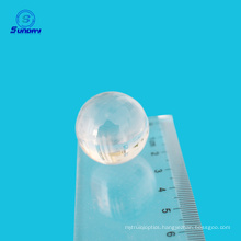 High quality high precision Diameter 0.65mm to 200mm ball lens