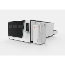 China Bodor metal sheet and plates fiber automatic type laser cutting machine