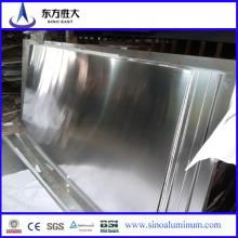 Placa de aluminio y hoja de aluminio Precio