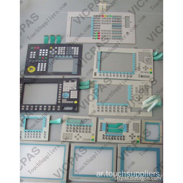 6FC5203-0AF50-0AA0 Membrane switch for  OP 015-416C