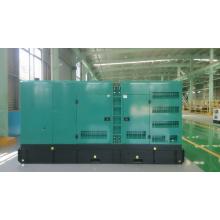 Низкий уровень шума генератора Cummins 400 кВА / 320 кВт