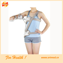 High quality adjustable shoulder abduction brace orthosis with CE ISO