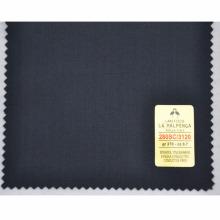 tela de seda de la cachemira de la lana del diseño de la espina de pescado de calidad superior de Italia