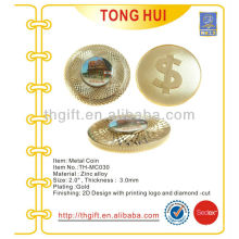 High quality Carving Metal Commemorative coin,souvenir coin