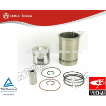 original yuchai engine YC4E cylinder piston kit E0200-9000200B*-H