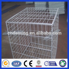 DM high quality galvanized welded gabion box