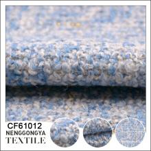 Китая на заказ дешево удобная полосатый синеля диван ткань