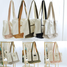 Canvas Cotton Fashion Bag