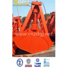 Widely Used Wireless Remote Control Four Rope Grab Bucket