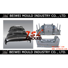 OEM Custom Injection Plastic Auto Auto Bumper Bumper