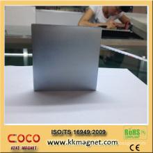 Strong Permanent Sintered Neodymium Block Magnet for Buushless Servo Motor DC Motor