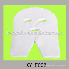 disposable nonwoven beauty face mask made of viscose or cotton or fiber