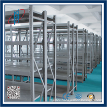 Heavy-duty movable warehouse steel pallet storage rack