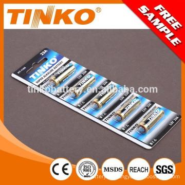 Super Alkaline battery 12V23A